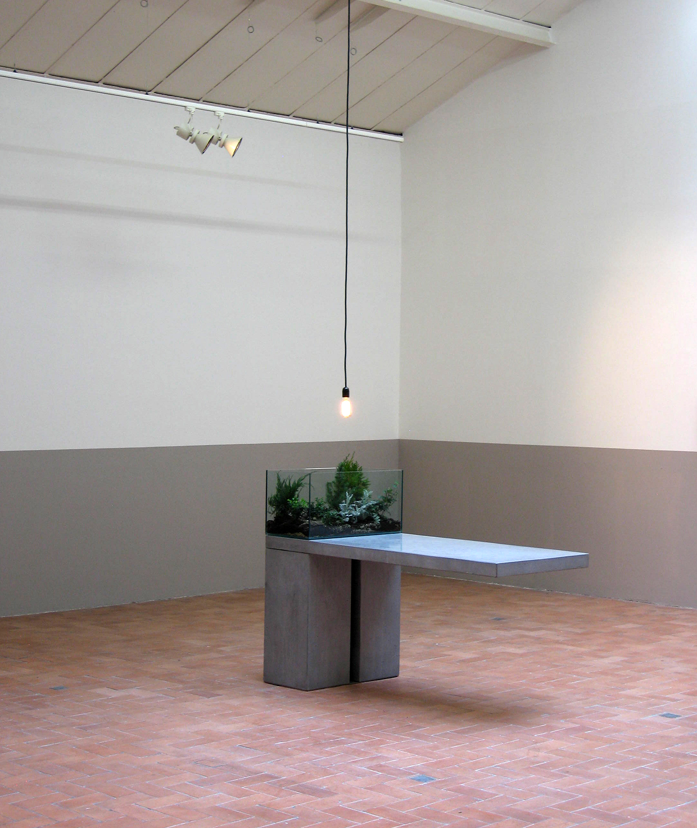 Andrea Blum - Exhibition view, 2013