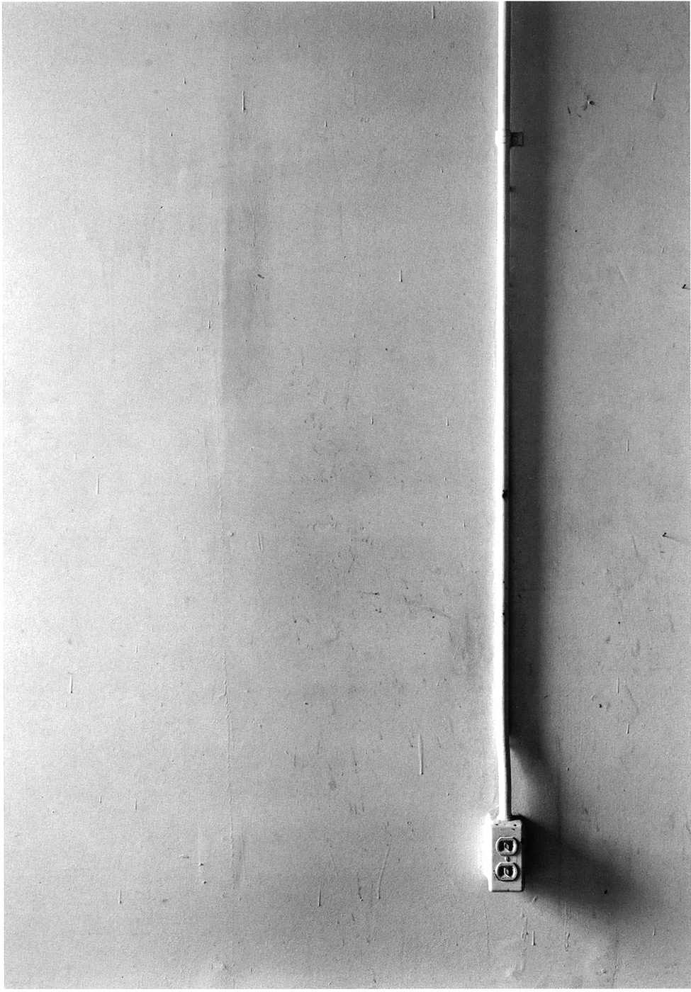 Lynne Cohen - Untitled (Plug Like Flavin), 1970-1979