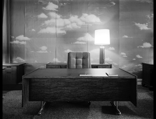 Lynne Cohen - Corporate Office, 1986