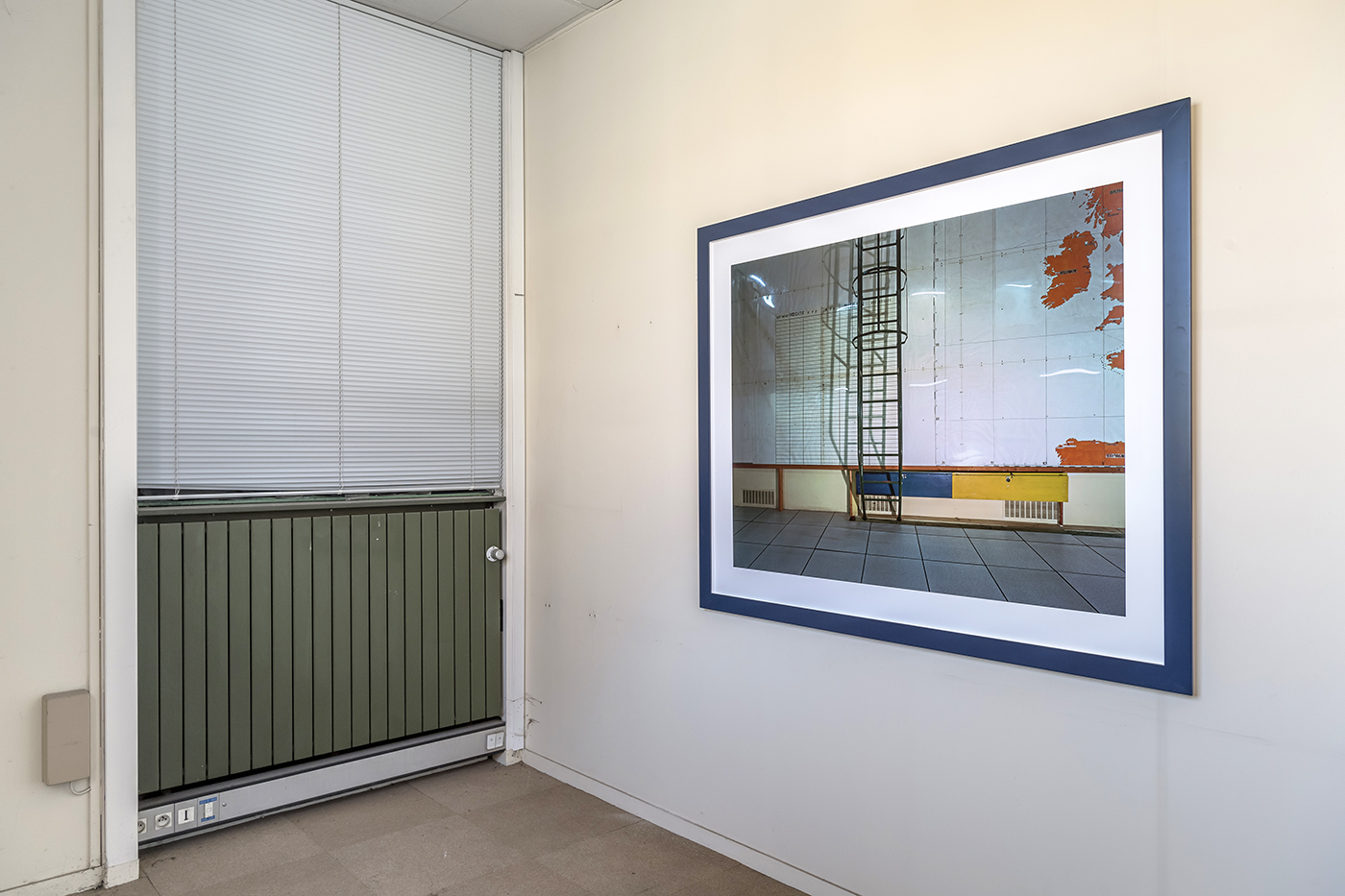 Lynne Cohen - Group exhibition - Point Triple de la Matière, 2017