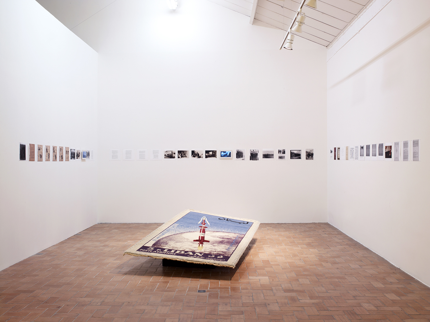 Joana Hadjithomas & Khalil Joreige - The Lebanese rocket society Exhibition , 2013