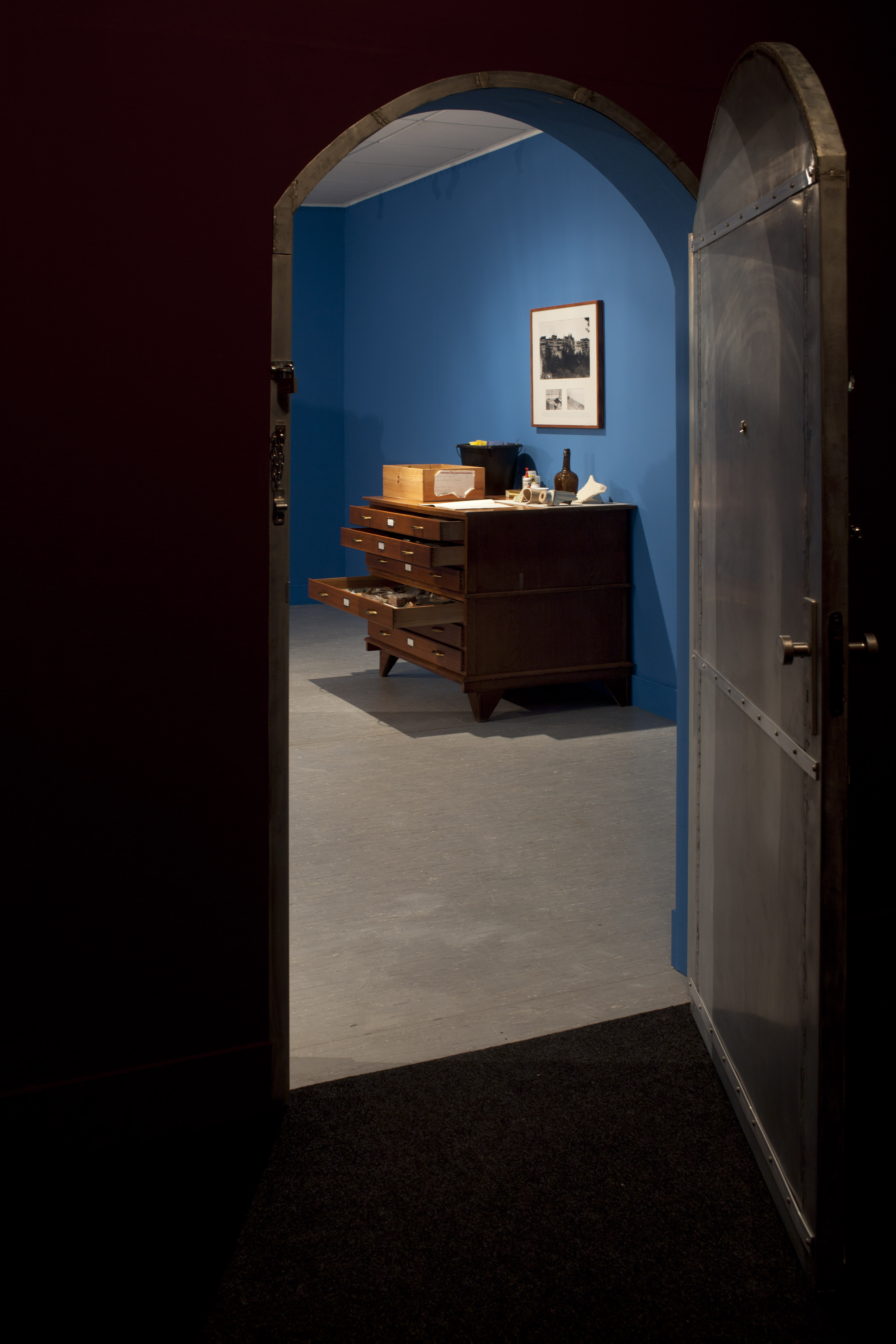Mark Dion - The Macabre Treasury - Exhibition views, Museum Het Domein, Sittard, the Netherlands, 2013