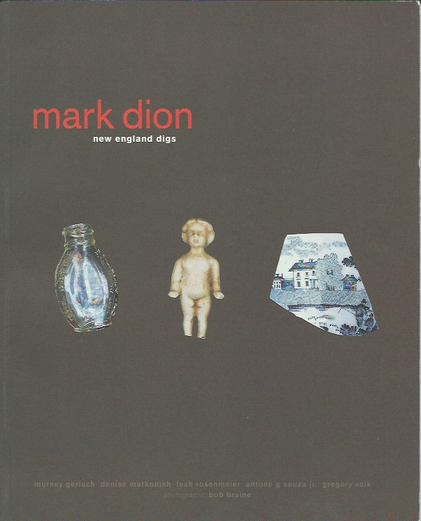 Mark Dion - New england digs